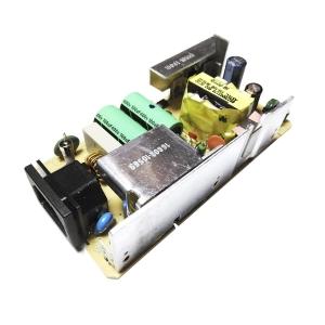 Fuente de poder 24V 5A. Open Frame 120W aplcaciones,Audio,Led,Pantallas 14.2cm * 7.5cm *3.5cm