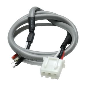 Cable Blindado Audio Estereo 3 Pins Con 1 Conector Hembra Tipo Molex 2.54Mm Longitud 30Cm